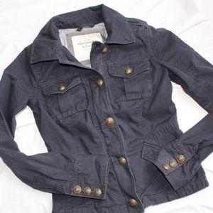 Like New! Abercrombie & Fitch Jacket
